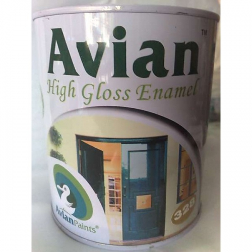 Avian Cat Besi & Kayu High Gloss Enamel 0.9lt